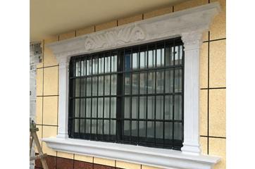 窗套模具工程应用案例