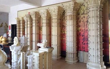 塑料罗马柱模具使用过程中的注意事项