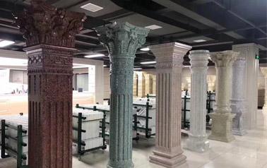 罗马柱模具拆卸注意事项