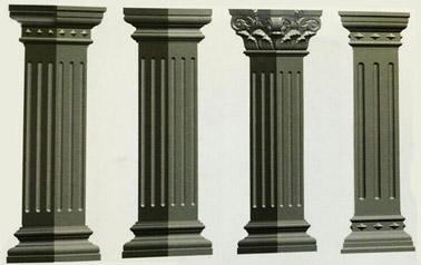 专家解析罗马柱模具价格高低不一