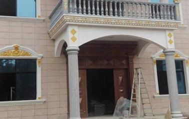 升级加厚型罗马柱模具批发